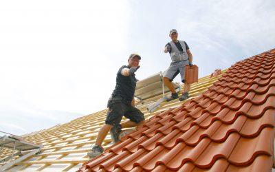 Moderne Dachdämmung